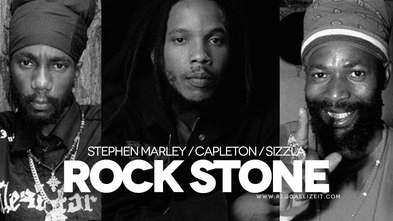 Sizzla, Stefphen Marley, Capleton