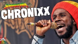 chronixx live au summerjam 2016